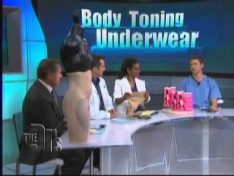 The Doctors CBS TV - ShaToBu - Body Toning Underwear