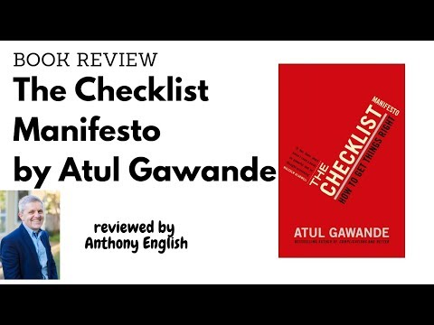 [book-review]-the-checklist-manifesto-by-atul-gawande
