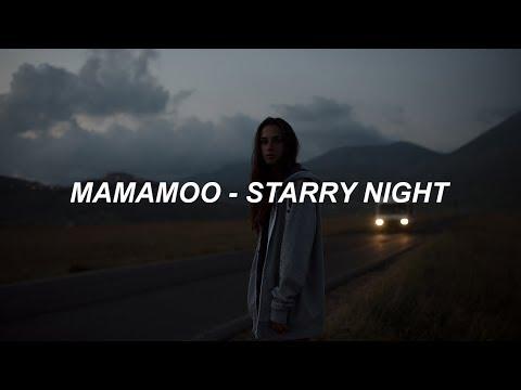 MAMAMOO (마마무) - Starry Night (별이 빛나는 밤) Easy Lyrics indir