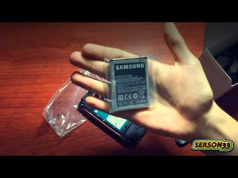 Unboxing Samsung Galaxy Xcover