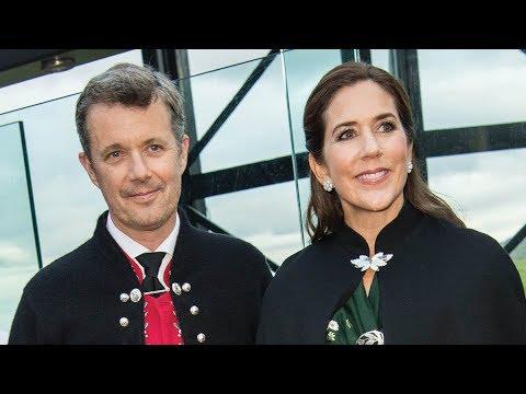 Kronprins Frederik og kronprinsesse Mary styrker båndene mellem Danmark og Færøerne