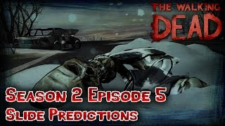 "The Walking Dead Season 2 Episode 5 ""No Going Back"" - Slide Predictions"