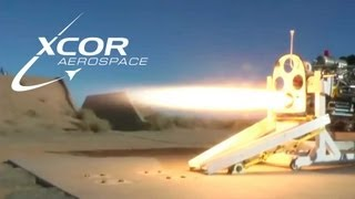 xcor s new piston rocket engine spacevidcast live 6 09