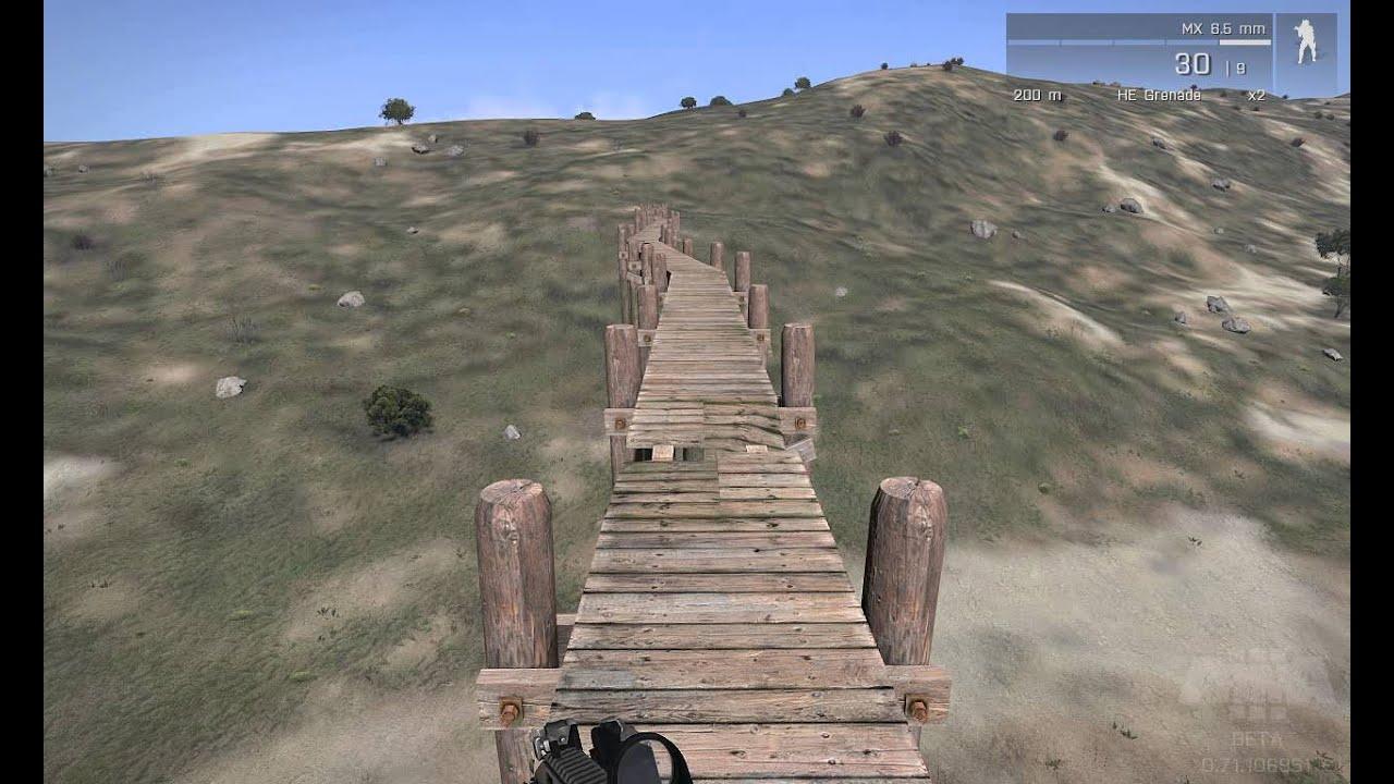 KK's blog – ArmA: Building Bridges