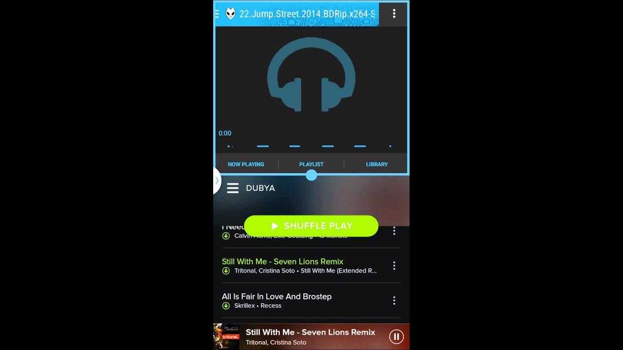 Bubbleupnp Spotify