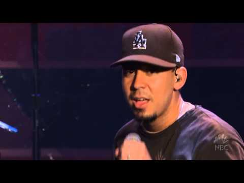 Fort Minor - Where'd You Go (Tonight Show with Jay Leno 2006) HD