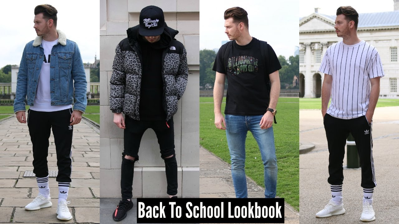 [VIDEO] - Best Back To School Outfit Ideas - Mens Fashion Lookbook 2017 5