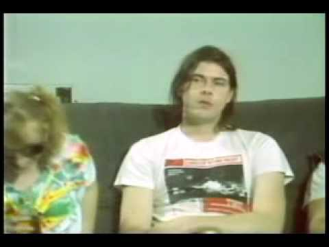 The Butthole Surfers - Video Feedback