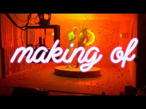 Making Of: 'Te Quiero Más' con Nacho | TINI