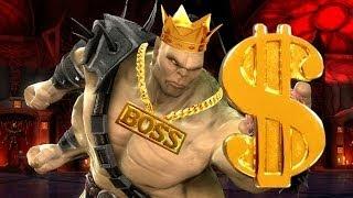 Mortal Kombat Komplete Jackpot Machine Goro xD