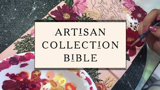 NIV Artisan Bible Collection by Zondervan Bibles