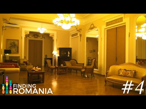 Finding Romania Episode 4 - Grand Boutique Hotel, Bucharest