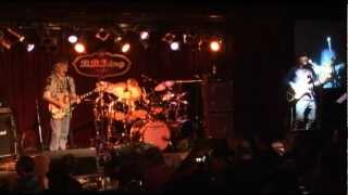 "Sons of Cream with Kofi Baker, Malcolm Bruce and Godfrey Townsend / BB.Kings,2012 Part 2 .""Spoonful"""