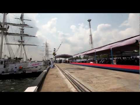 INS Sudarshini Returns Home from an Epic Voyage