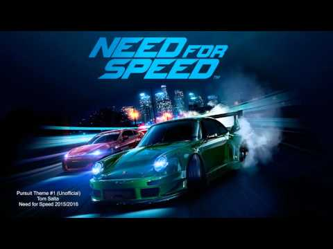 Need for Speed 2015/2016 - Pursuit Theme #1