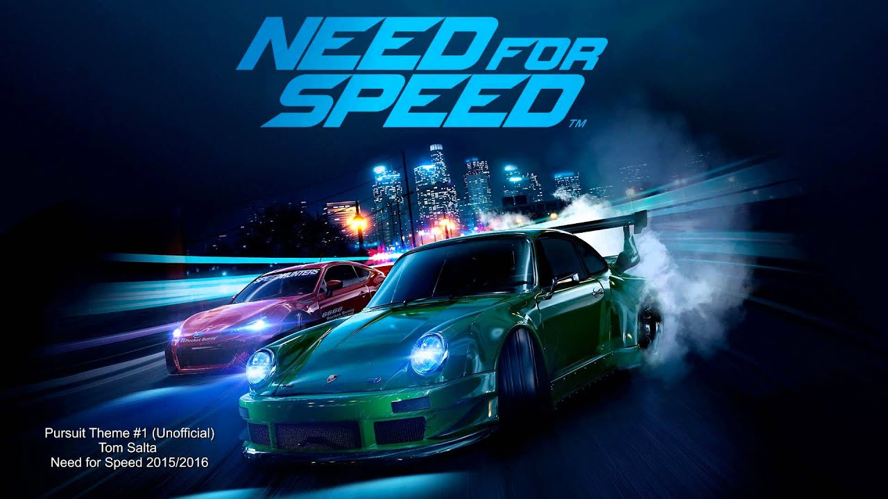 need for speed 2015 2016 pursuit theme 1 youtube. Black Bedroom Furniture Sets. Home Design Ideas
