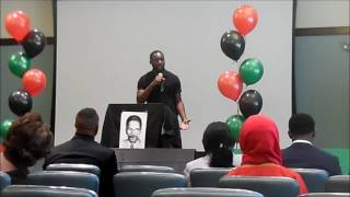 Vanguard Black Panther Party's Black Empowerment Convention 2017
