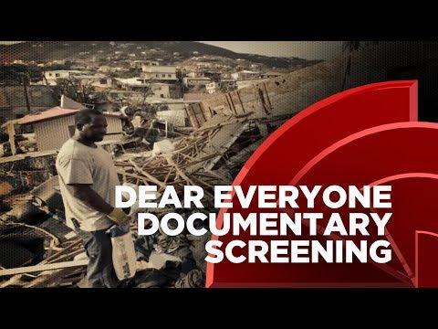 'Dear Everyone' Doc Brings Awareness To The Devastating Impact Of Hurricanes Irma & Maria On USVI
