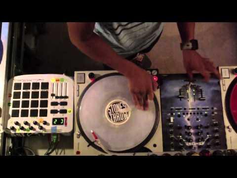 DJAS1 - R.E.M. Tribute remix (Serato - Ableton - Bridge)