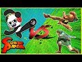 SUPER SMASH BROS Metal Sonic Vs. Kirby Let's Play with Combo Panda
