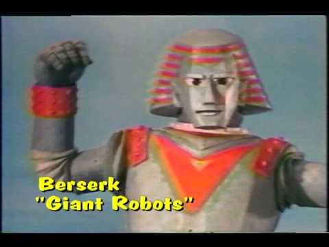 """Berserk - """"Giant Robots"""""""