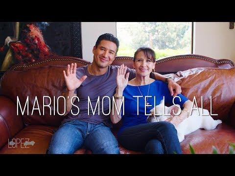 Raising Mario Lopez  Mom Tells All