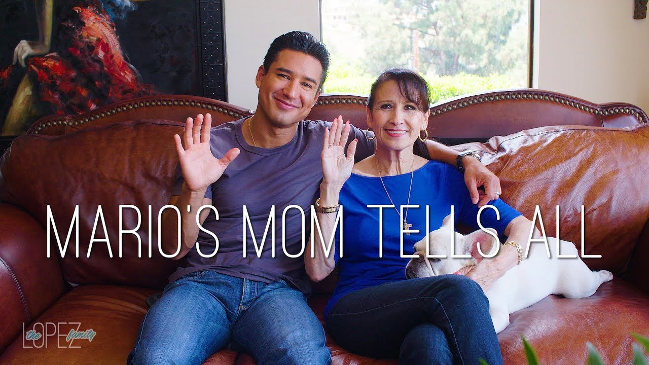 Raising Mario Lopez Mom Tells All Youtube