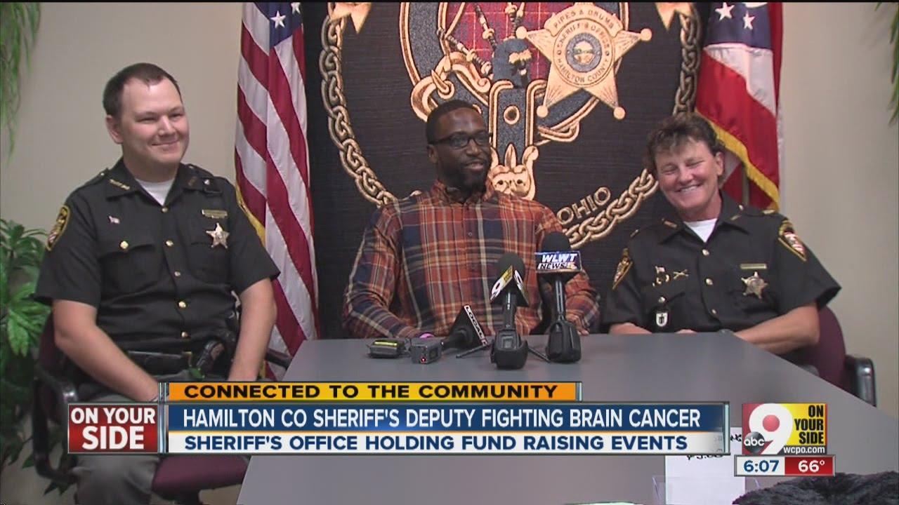 Fourth image of Hamilton County Sheriff Hiring with Hamilton County Sheriff's deputy fighting brain cancer ...
