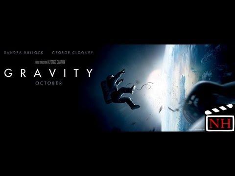 Trailer español pelicula Gravity (2013) II Trailer pelicula Gravity # Sandra Bullock, George Clooney