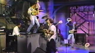 Last Letterman on NBC with Bruce Springsteen