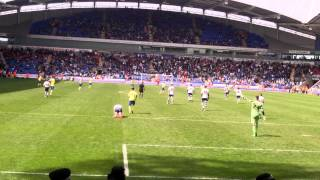 Birmingham City V Bolton - Paul Caddis Goal, Blues Avoid Relegation & Player