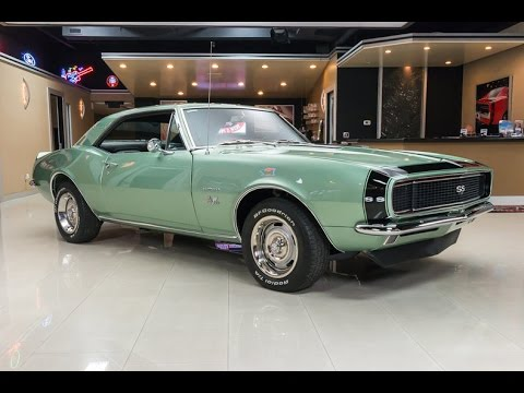 1967 Impala For Sale >> 1967 Chevrolet Camaro For Sale - YouTube