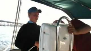 voyage to bradenton fl aboard pomalu