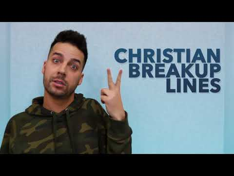 Christian Breakup Lines