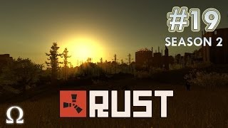 Rust | #19 - WELCOME TO THE ARENA (OHMDOME) | Ft. Minx, Wade, DLive, Deafinition | PC / Steam