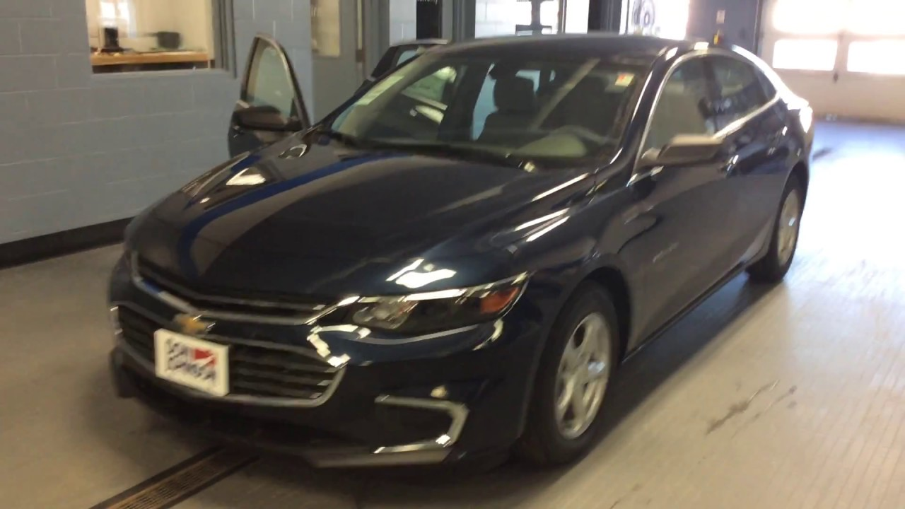 2017 Chevrolet Malibu At Don Johnson Motors In Rice Lake