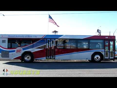 TARC BUS ~ Transit Authority of River City, Louisville KY
