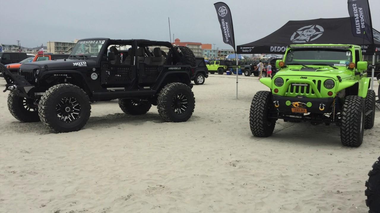 2017 Jeep Invasion Wildwood Nj Gopro Youtube