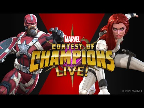 Marvel Contest of Champions LIVE! | Marvel Let's Play