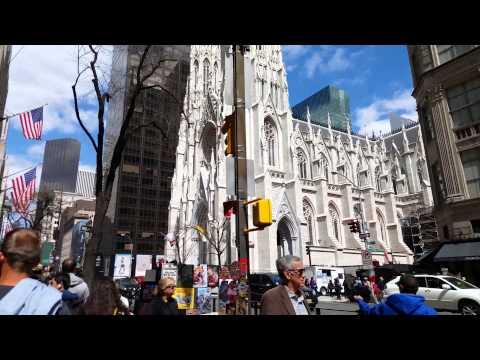 Manhattan...Rockefeller Top...MET Museum...