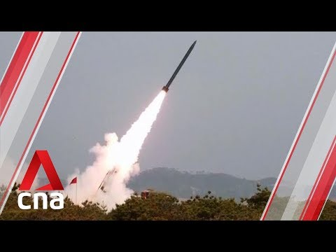 North Korea fires two more unidentified projectiles: South Korea military
