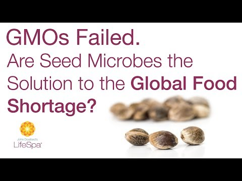GMOs Failed. Are Seed Microbes the Solution to the Global Food Shortage?    John Douillard's LifeSpa
