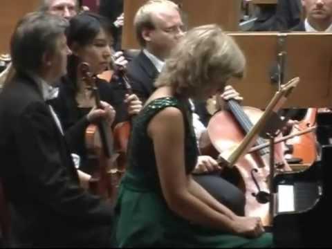 Liszt: Piano Concerto n. 2- Enrica Ciccarelli Piano-Part 1