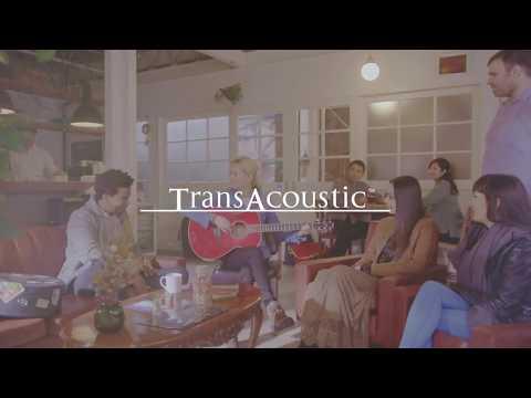 Yamaha TransAcoustic FG-TA/FS-TA    Play, Listen…Be Inspired