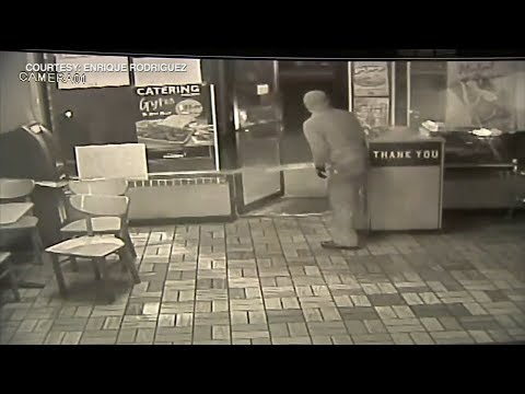 Trey White - WTH! Man steals ATM from South Side Restaurant!
