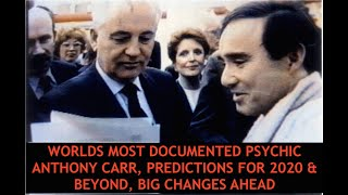 Worlds Most Documented Psychic, Anthony Carr