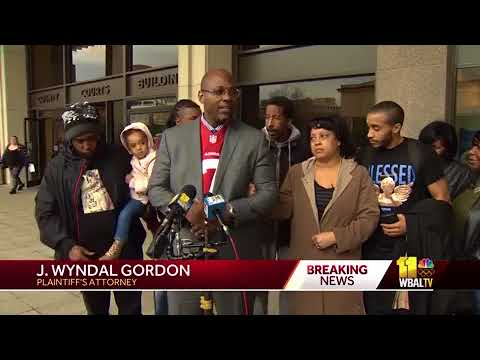 Family reacts to jury's verdict in Korryn Gaines civil trial