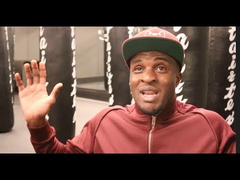 OHARA DAVIES UNCUT (EXCLUSIVE) ON THAT CONTROVERSIAL TWEET, HEARN, SPLIT w/ SIMS, & SIGNING WITH MTK