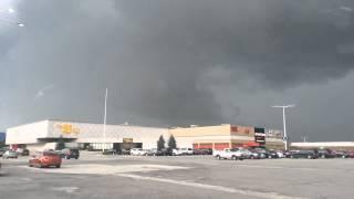 8 19 14 windsor ontario ef0 tornado