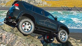 Forza Horizon 4 Toyota Land Cruiser Arctic Trucks AT37 OFF ROAD | Racer V8